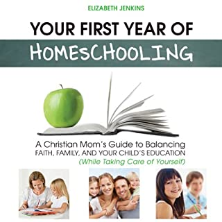 Your First Year of Homeschooling cover art