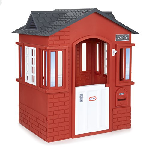 Image of Little Tikes Cape Cottage, Red