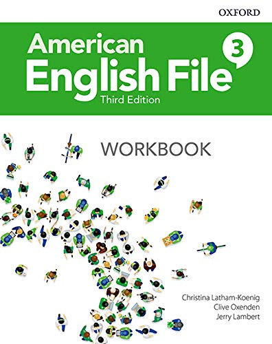 American English File Level 3 Workbook