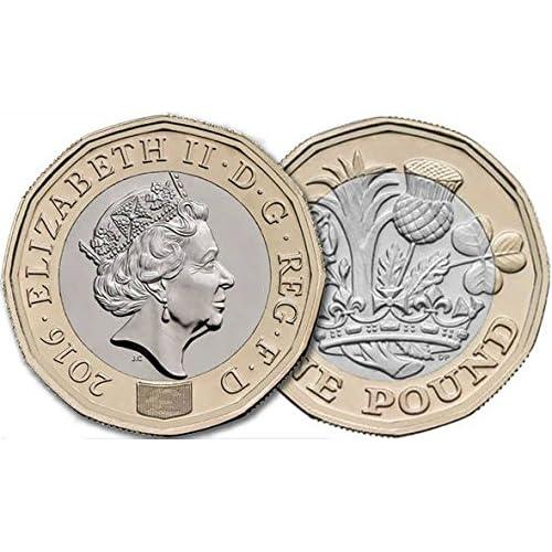 New 1 Pound Coin: Amazon co uk