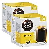 Nescafé Dolce Gusto Grande, Café Crema, Espresso, Bebidas, Box, 2x 30Cápsulas