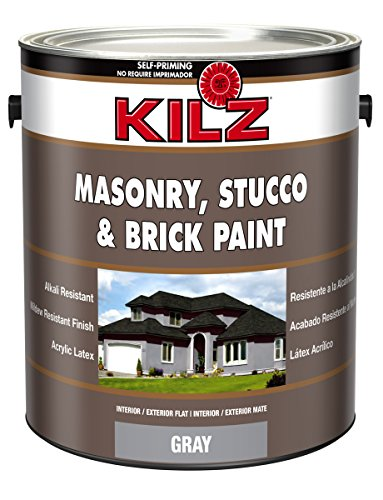 KILZ Interior/Exterior Self-Priming Masonry
