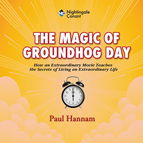 The Magic of Groundhog Day audiobook cover art