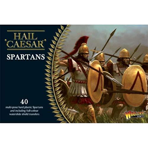 Warlord Games WLWGH-GR-01 Spartani - Hail Caesar