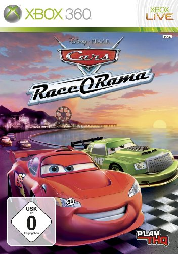 THQ Cars Race-O-Rama - Juego