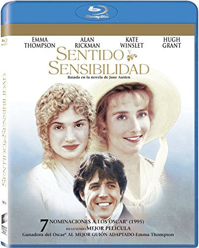 Sentido Y Sensibilidad - Bd [Blu-ray]