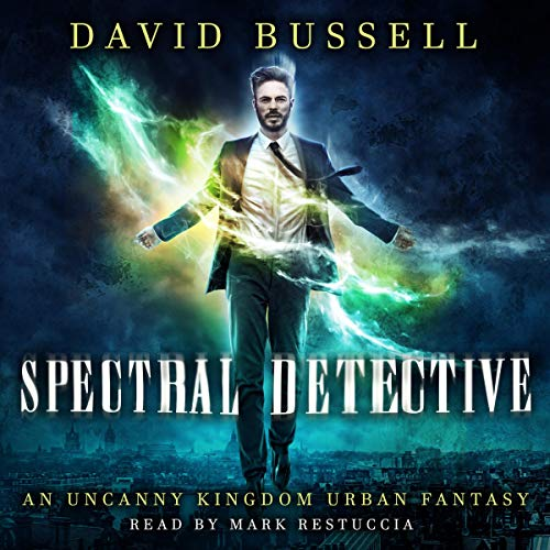 Spectral Detective cover art