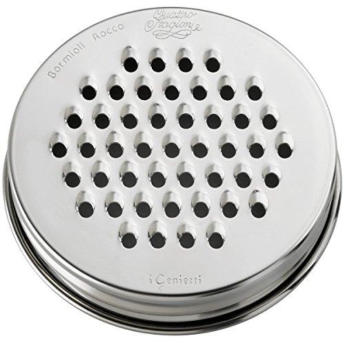 Bormioli Rocco Quattro Stagioni Set 26 Tappo Inox ´Genietti´ Grattugia Utensili da Cucina, Acciaio Inossidabile