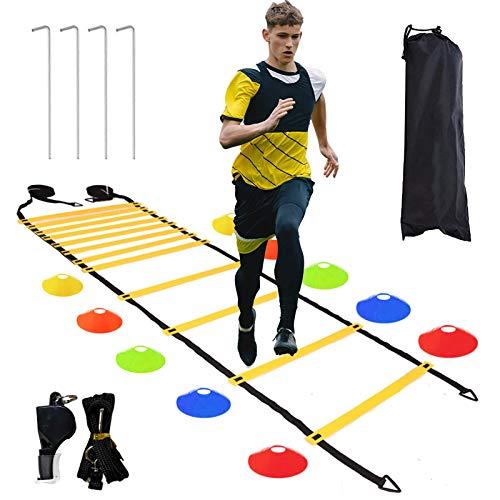 Équipement d'entraînement de Vitesse,Entrainement Football,Materiel sport,Échelle...