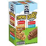 Quaker Chewy Dipps & Granola Bars, Variety Pack, 58...