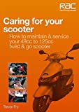 Caring for Your Scooter: How to Maintain & Service Your 49cc to 125cc Twist & Go Scooter