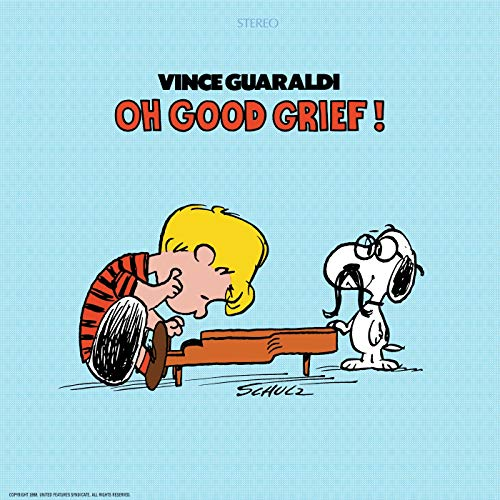 Oh, Good Grief! (Red Vinyl) [Vinilo]