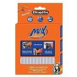 Cléopâtre - POMAX11RCT - Cleo'Stick MAX - Pack de 10 palos de cola potente termofusible