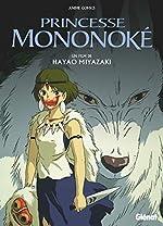 Princesse Mononoke - Anime comics - Studio Ghibli de Hayao Miyazaki