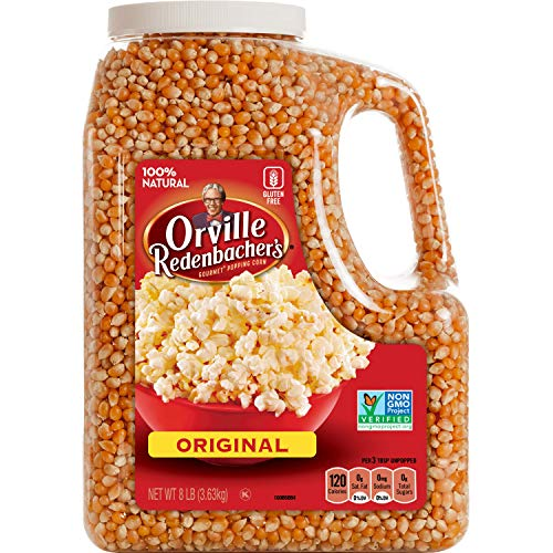 Purchase Orville Redenbacher's Original Kernels, 8 Pound