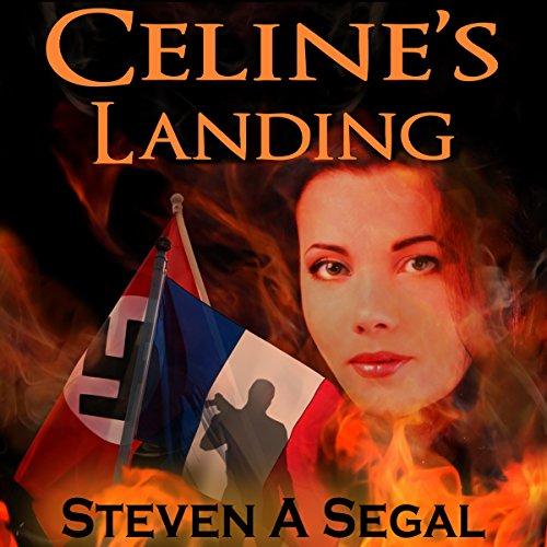 Celine's Landing audiobook cover art