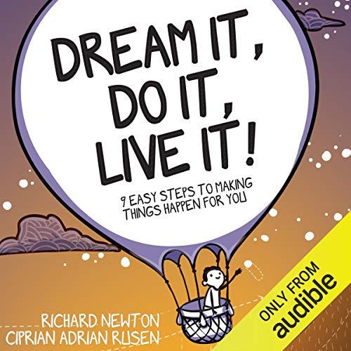 Dream it, Do it, Live it audiobook cover art