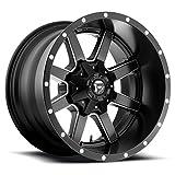 FUEL Maverick NBD-Matte BLK MIL Wheel with...