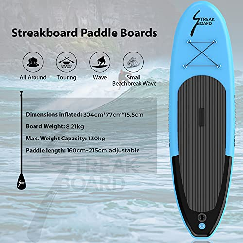 Streakboard Sup Board - 3