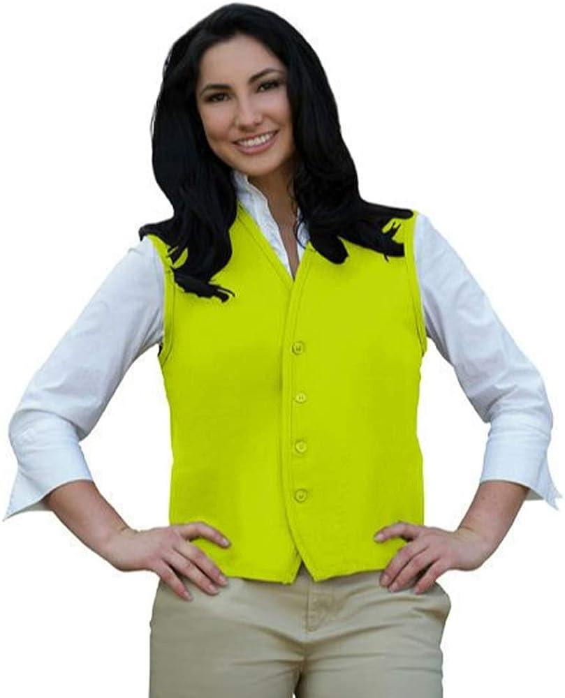 Averill's Sharper Uniforms Unisex Economy Buttons No Pockets Vest