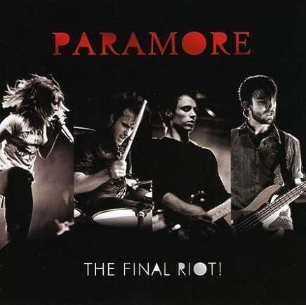 FINAL RIOT, THE (CD/DVD)