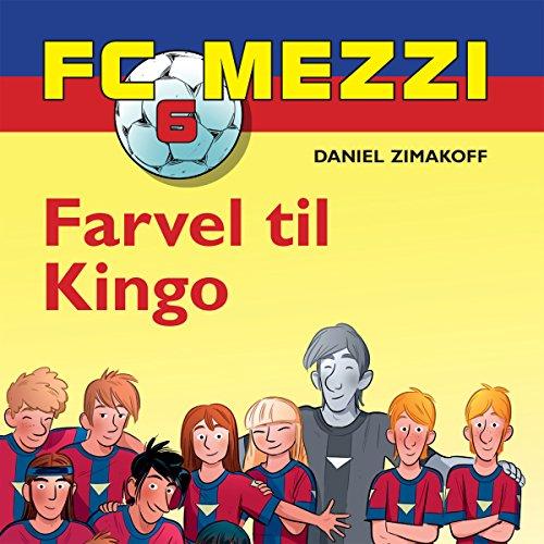 Farvel til Kingo cover art