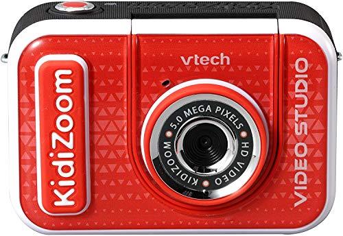 Vtech 80-531804 KidiZoom Video Studio HD Rojo
