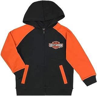 Best harley davidson black and orange jacket Reviews