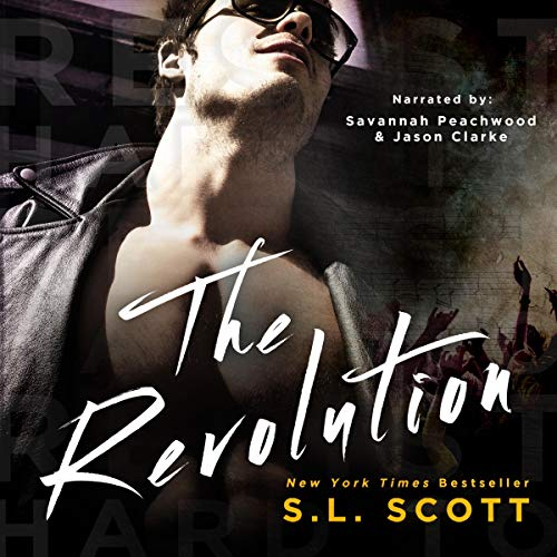 The Revolution audiobook cover art