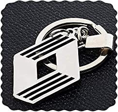 Renault Car key chain - stainless steel keychain