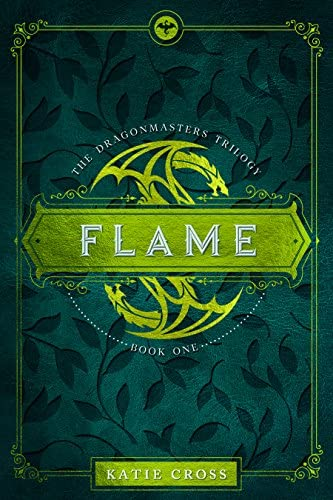 FLAME Dragonmaster Trilogy Book 1 product image