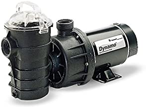 Pentair DYNII-NI-1-1/2 HP Dynamo Single Speed Aboveground Pool Pump with Cord, 1-1/2 HP