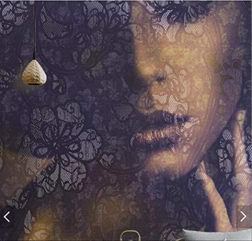 3d Beautiful Beautiful Face Mural Wallpaper Photo Photo Photo Photo Photo Photo For Tv Background Home Wall Decor Custom Wall Paper Ro Lls Width300cm s Height210cm un