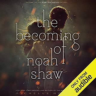 The Becoming of Noah Shaw cover art