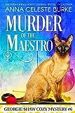 Murder of the Maestro Georgie Shaw Cozy Mystery #6 (Georgie Shaw Cozy Mystery Series)