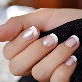 Best cool french tip nails Reviews