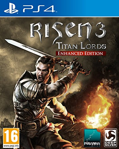 Risen 3 Enhanced Edition (PS4) (UK IMPORT)