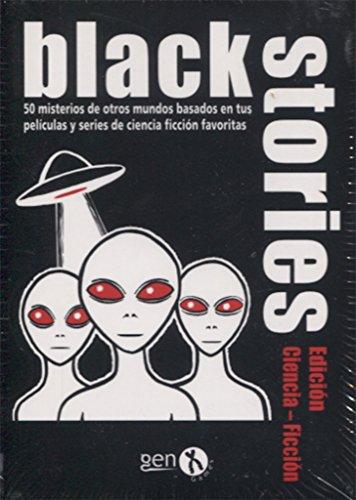 Black Stories- Ciencia Ficción (Gen-X Games GENBS33)