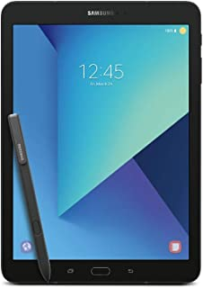 Samsung Galaxy Tab S3 9.7-Inch, 32GB Tablet (Black, SM-T820NZKAXAR) (Renewed)
