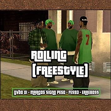 Rolling (feat. Marcos Signo Peso, FES 93 y ErreBoss)