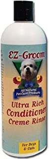 EZ Groom Ultra Rich Conditioner Cream Rinse 16 ounces - Concentrated