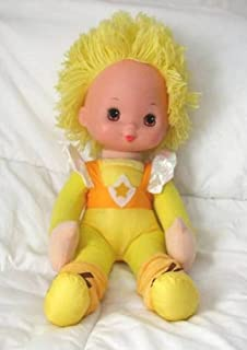 Rainbow Brite Canary Yellow Large Doll