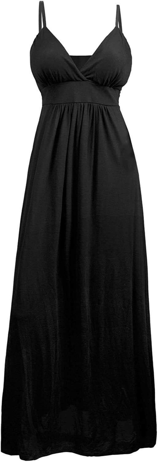 EVogues Women's Sexy Cocktail Maxi Dress