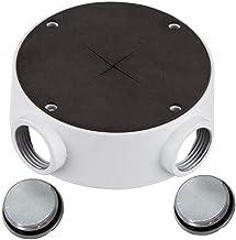 DS-1260ZJ Camera Mount Bracket, Aluminium Alloy Junction Box Bracket for Bullet Camera DS-2CD2632F-I(S), DS-2CD2612F-I(S), DS-2CD2232-I5, DS-2CD2212-I5