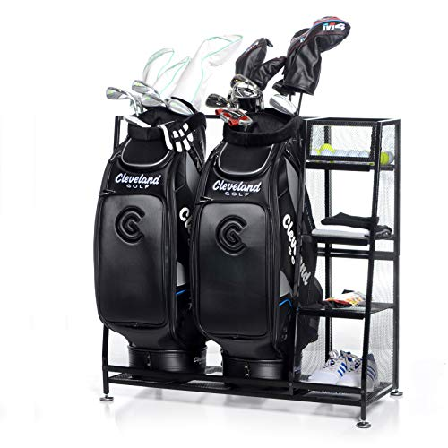 Milliard Golf Organizer - Extra Large Size - Fit 2 Golf Bags and Other...