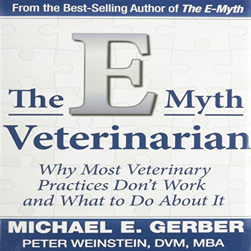 E-Myth Veterinarian audiobook cover art