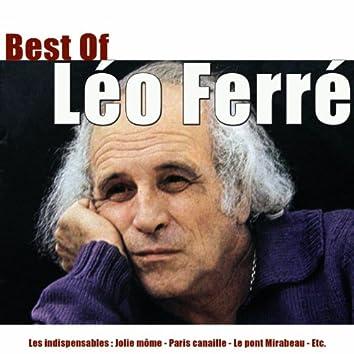 Best of Léo Ferré (31 chansons)