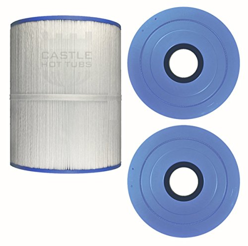 Darlly Hot tub filter Hot Springs Filter: Unicel C-8465, Pleatco PWK65