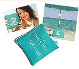 Solboy Strandschirmständer - Sonnenschirm Ständer Schirmständer für den Strandschirm,...
