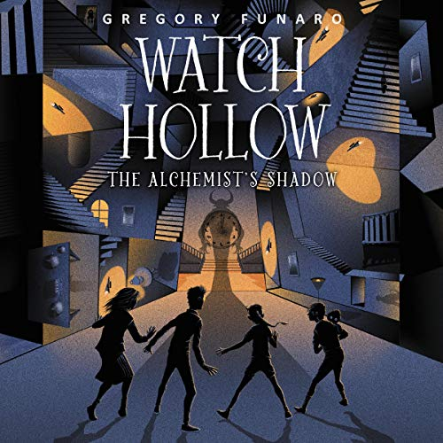 Watch Hollow: The Alchemist's Shadow audiobook cover art